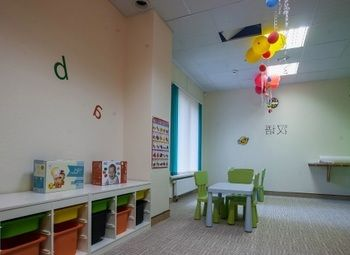 Центр развития детей в густонаселенном районе
