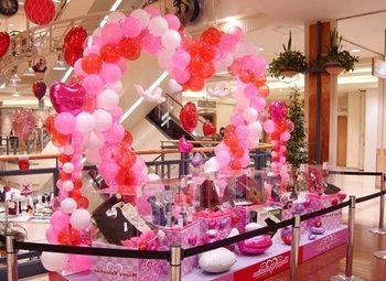 Интересный бизнес по продаже и оформления воздушными шарами