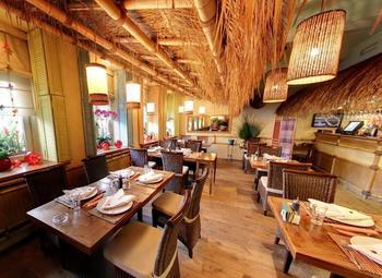 Ресторан с уникальным и раскрученным брендом