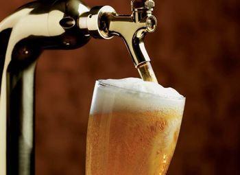 Магазин-паб разливного пива в Колпино