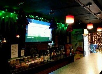 Раскрученный бар на юге города
