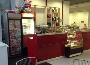 Кафе в бизнес центре у Ладожской