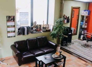 Двухэтажный салон красоты с Низкой арендой