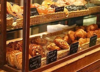 Пекарня в месте с большим трафиком на юге города