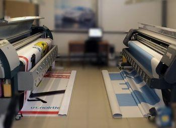Многопрофильняа студия интерьерной и широкоформатной печати