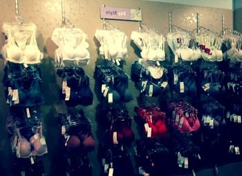 Магазин женского белья с продающим сайтом
