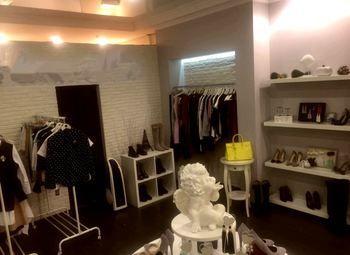 Магазин женской эксклюзивной одежды