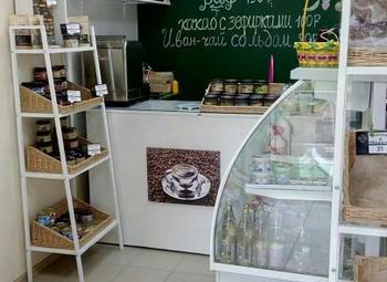 Магазин-пекарня с хорошей клиентской базой