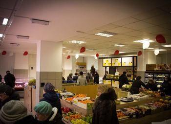 Аренда торговых мест в фермерском магазине