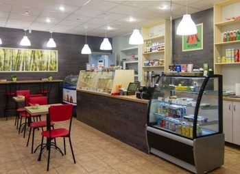 Кафе-пекарня в центре города