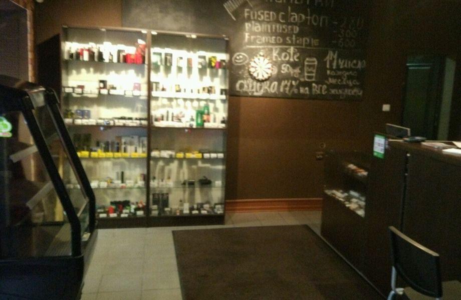 Сеть Vape Shop-bar из трёх магазинов