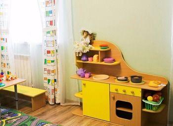 Частный детский сад с сайтом