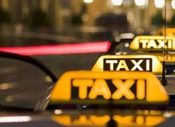 Таксомоторная компания с автопарком 15 автомобилей