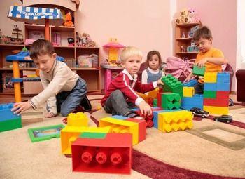 Детский садик на Ленинском проспекте