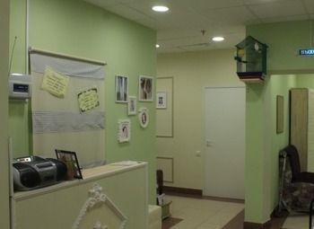 Салон красоты с уютным ремонтом