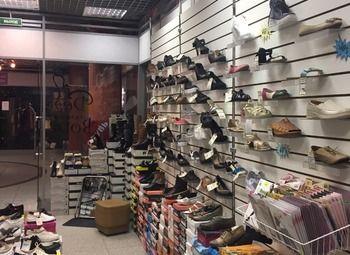 Магазин Обуви в крупном ТЦ
