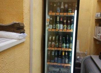 Магазин разливного пива и табака с большим потоком клиентов