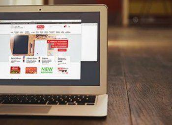 Новый настроенный Онлайн магазин часов