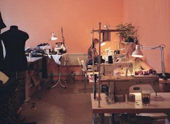 Дизайнерское ателье-студия с готовым товаром