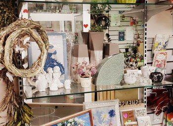 Цветочный магазин с  отсутствием прямых конкурентов