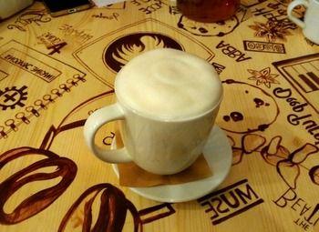 Перспективная кофейня в Лофте