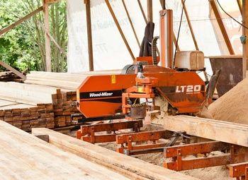 Действующее лесоперерабатывающее производство