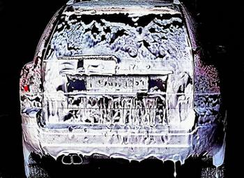Автомойка рядом с КАД