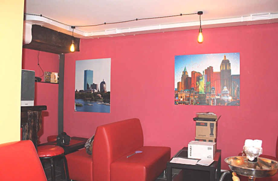 Тайм-кафе недалеко от метро