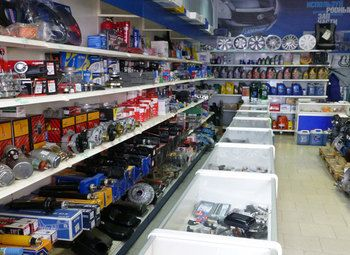 Прибыльный магазин автозапчастей