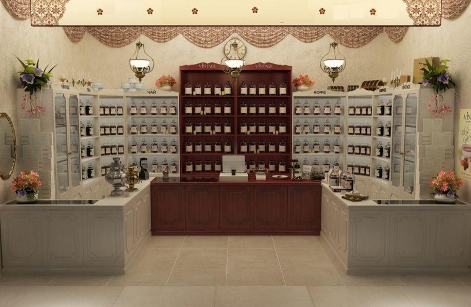 Магазин Чая и Кофе в Тк на Севере города