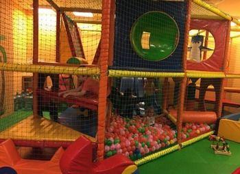 Детский центр в торговом комплексе у метро