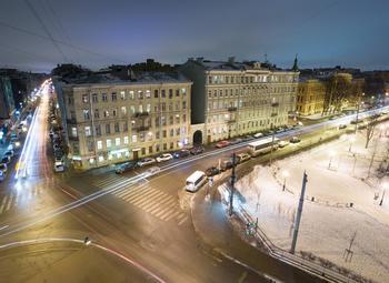 Хостел в центре города вблизи метро и вокзала