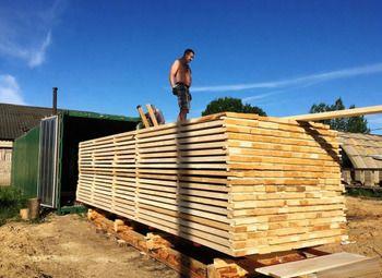 Высокодоходное лесоперерабатывающее производство
