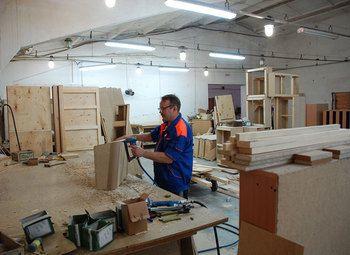 Производство мебели по цене оборудования