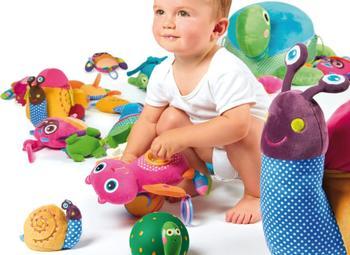Оcтровок в ТРК детских товаров по франшизе
