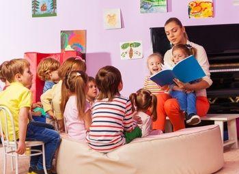 Детский сад с хорошим доходом