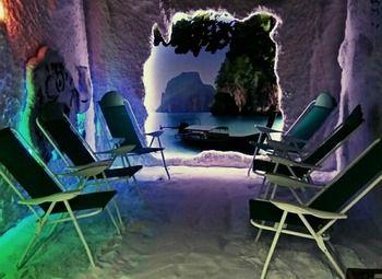 Соляная пещера, бизнес с большим потенциалом развития.