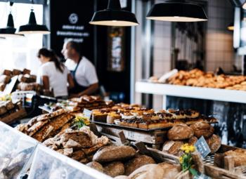 Пекарня полного цикла в шаговой досупности от метро