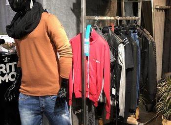 Магазин одежды из Италии