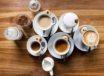Молодая кофейня с низкой конкуренцией
