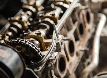 Крупное механическое производство