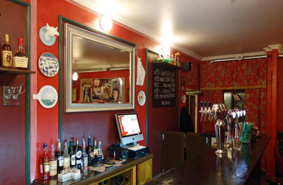 Атмосферное кафе в центре города