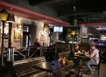 """Прибыльный ресторан в стиле """"Лофт"""" в центре города"""
