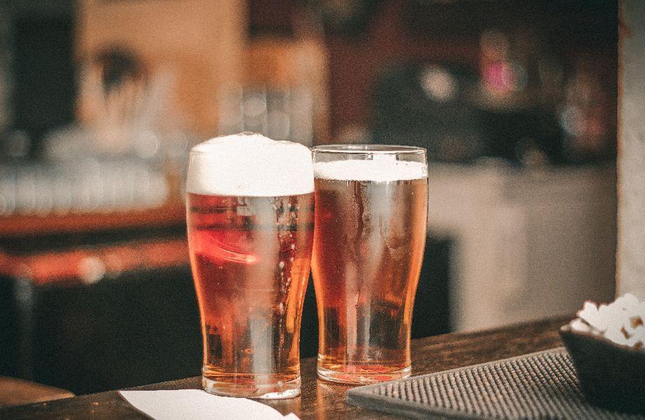 Спортивный Магазин-бар разливного пива в Новой Москве