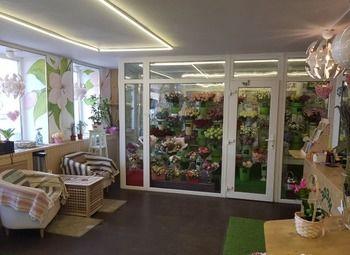 Цветочный салон на Петроградке