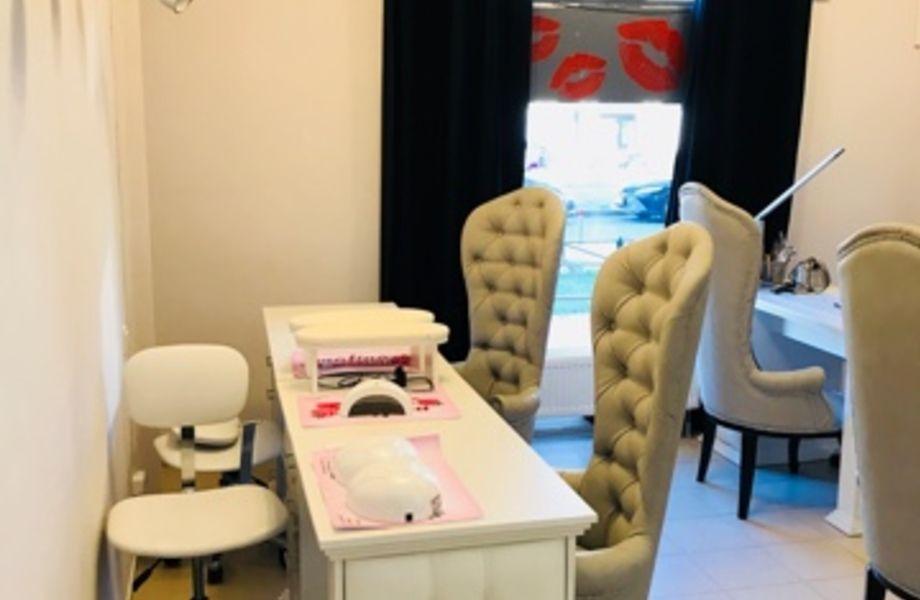 Доходная студия красоты бизнес класса в центре города