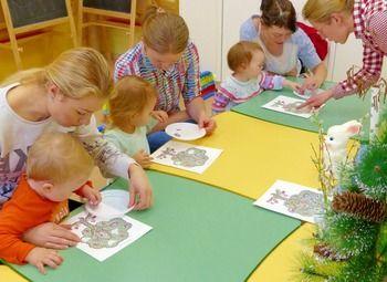 Детский сад и Центр развития в престижном ЖК