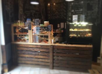 Кафе кофейня недалеко от метро Чкаловская