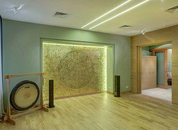Йога-центр премиум сегмента с недвижимостью