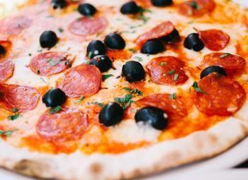Лучший ресторан с настоящей итальянской пиццей в центре Всеволожска